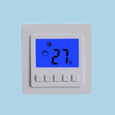 OEM LCD Digital Fan Coil Thermostat