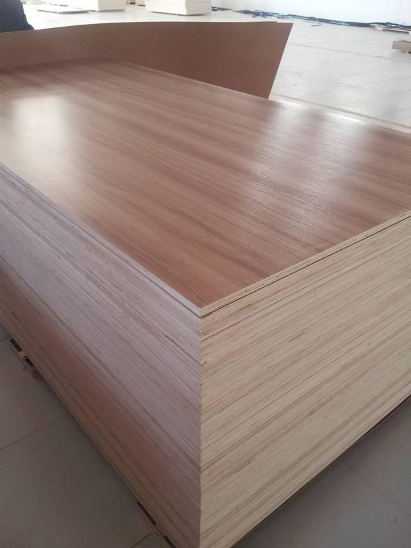 High Quality, Poplar Core, Both Sides Melamine Plywood