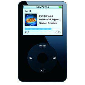 Apple 80 GB iPod video Black