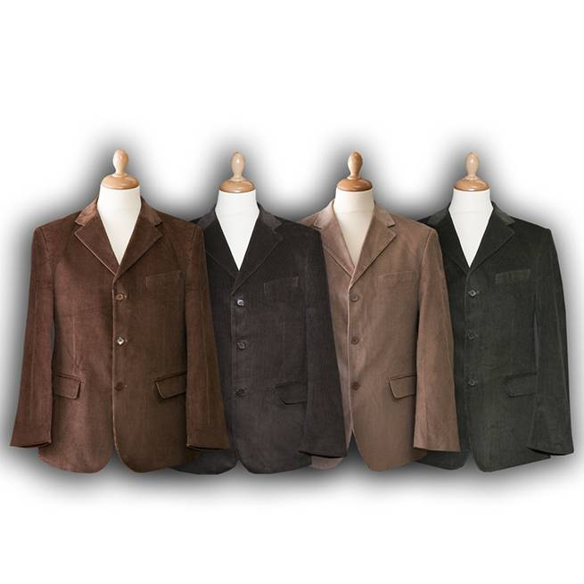 100% corduroy men's jackets