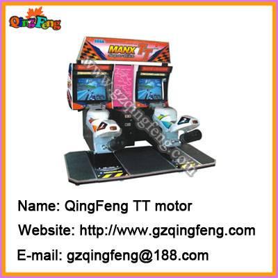 Simulator game machine