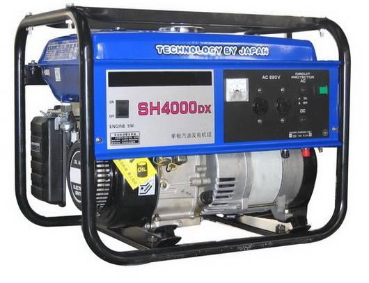 Gasoline Generator (SH4000)