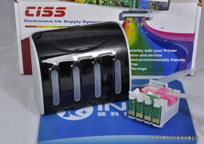 CISS Continuous Ink Supply Sytem for Epson T22