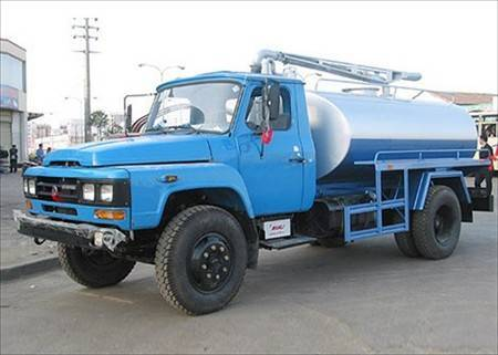 DONGFENG 140 Fecal Suction Truck