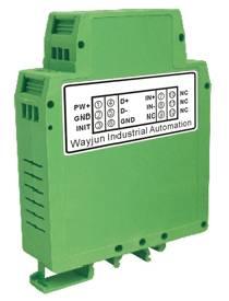 0-+/-10V to 0-+/-10V DC dual voltage Conditioners