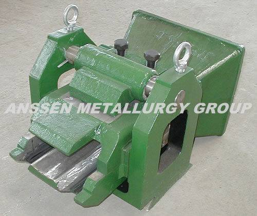 Rolling mill guides