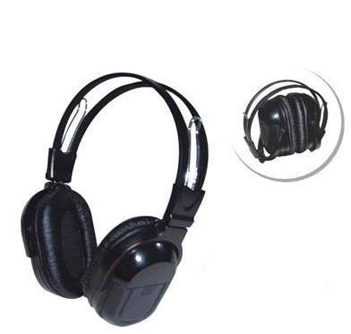 Double Channel Infrared Wireless headphone for car DVD JH-601MD
