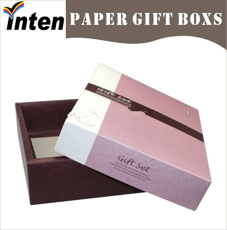 lid freshners packing box with full printing