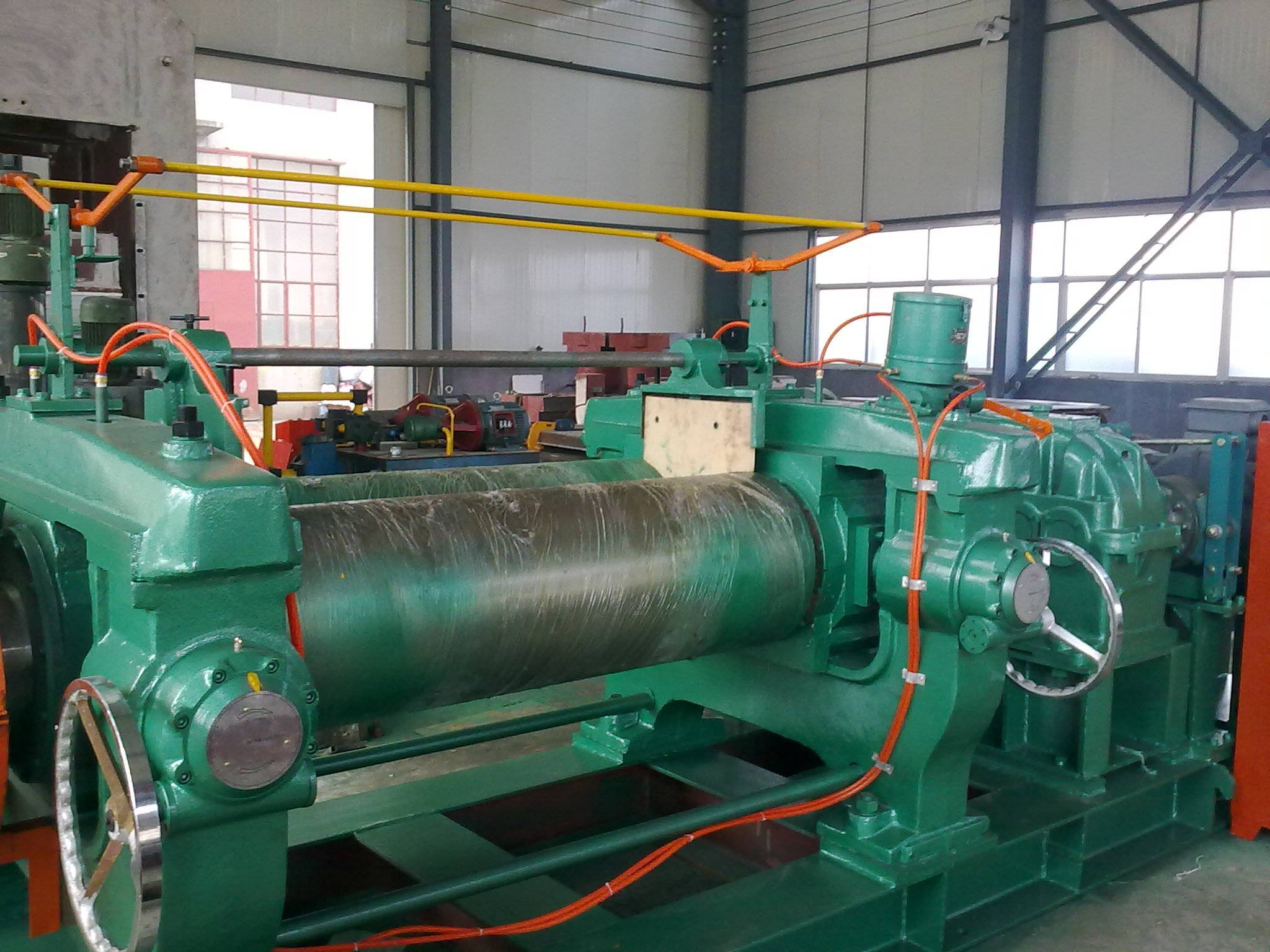 Xk Rubber Mixing mill