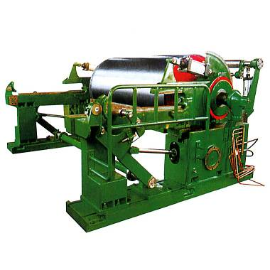 Horizental Pneumatic Reel Winding Machine