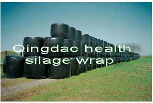 LLDPE stretch film, silage film