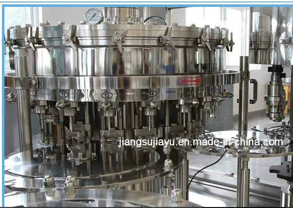 Carbonated beverage filling machine( CGFD16-16-6)