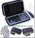 Wholesale T2000 Qwerty Quad Band Mobile Phone With WIFI Analog TV T2000