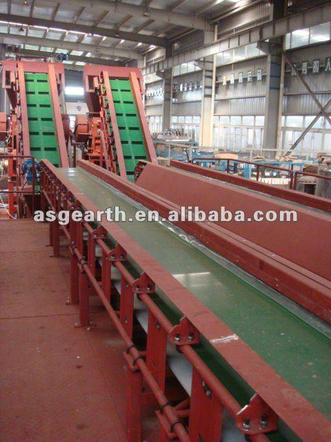 PET bottle/flakes recycling process line