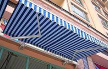 AE8100 Outdoor Motorized Awning