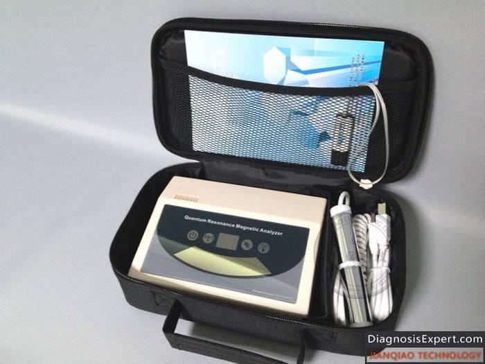 Malaysian Mini Quantum Resonance Magnetic Analyzer QMA306