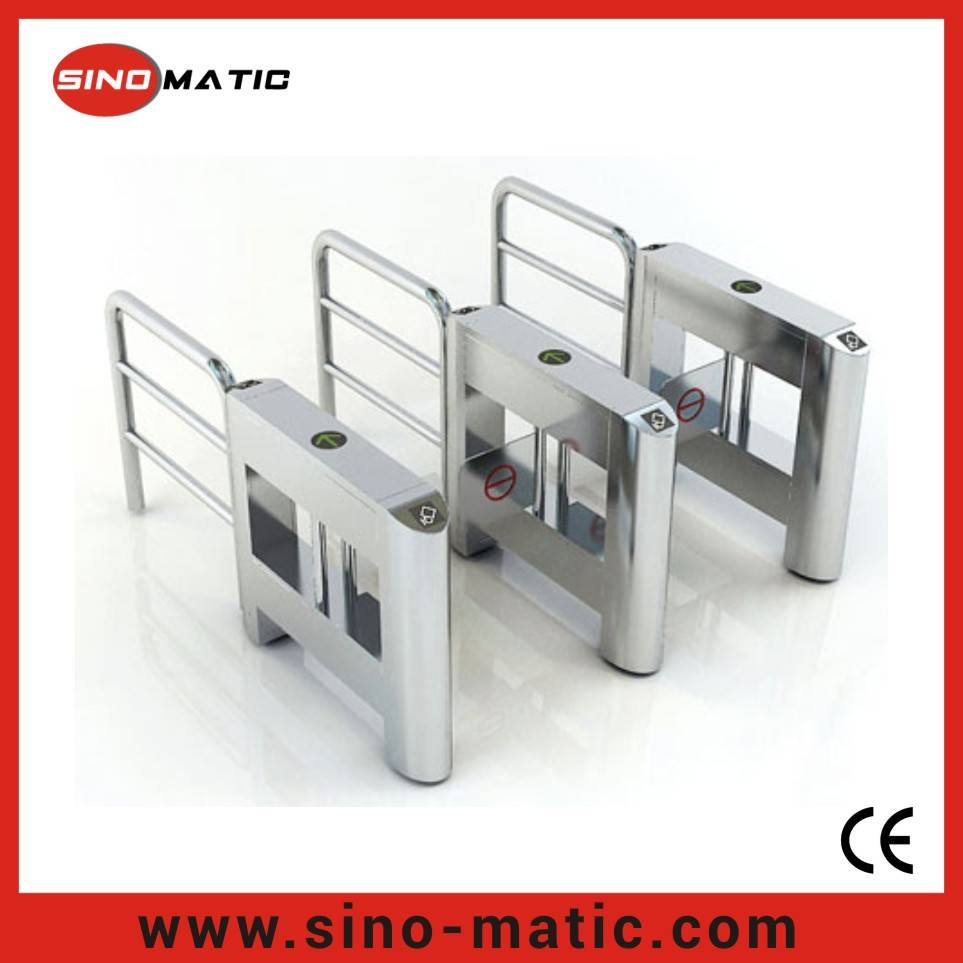 Railway station airport hotel offic high class swing gate