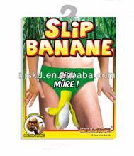 sexy men's banana shape penis adult party underwear