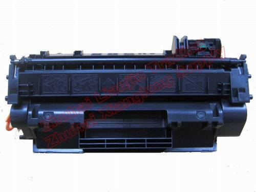 Sell compatible HP505A laser toner cartridge--5.9USD