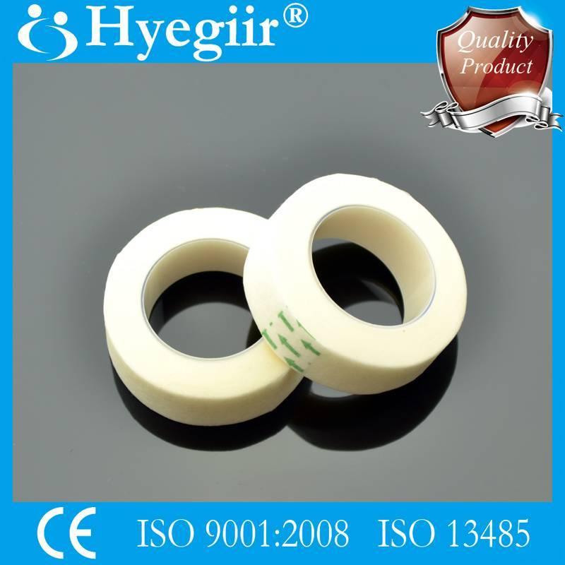 Paper medical adhesive tape