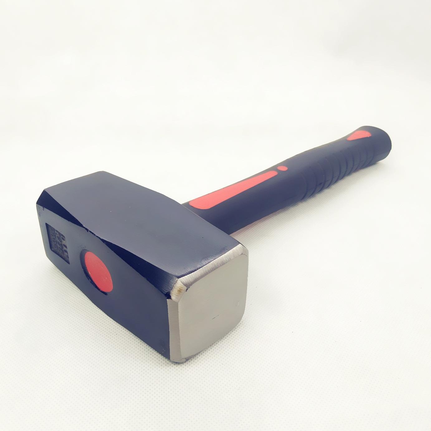 Steel Mason's Hammer Stoning Hammer with Plastic Handle (XL0065-2)