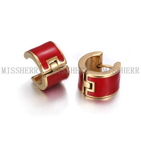Wholesale beautiful small hoop earring jewelry