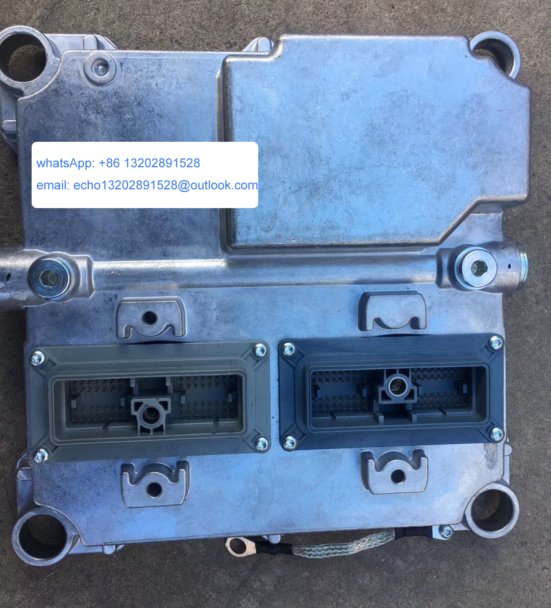 28170119 ECM(engine control module),Perkins spare parts for 1106, Caterpillar C6.6,4.4 320D