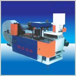 The Monochromatic Embossed Napkin Folding Machine