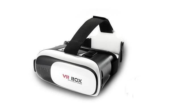 VR BOX Virtual Reality Headset 3D Video Movie Game Glasses For Smart Phones