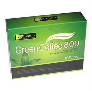 Weight Loss Slimming Green Coffee