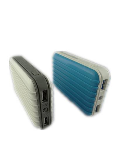 Good-quality Portable Charger, Approved by CE, RoHS and FCC, Hot Selling