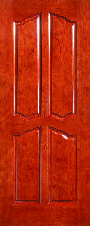 2014 new design hot sales wooden door