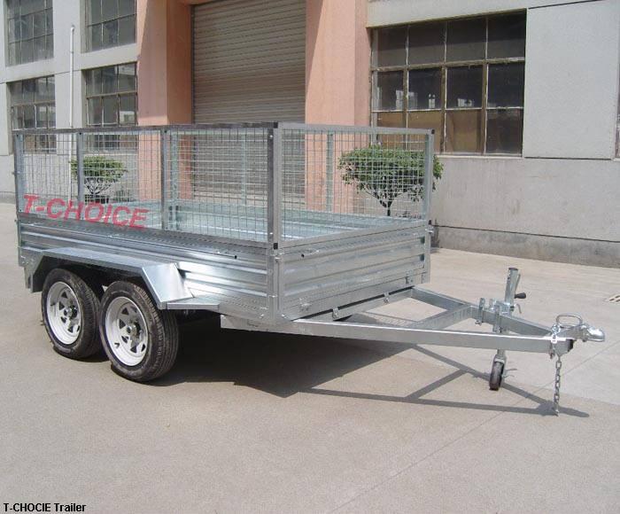 Tenderm trailer