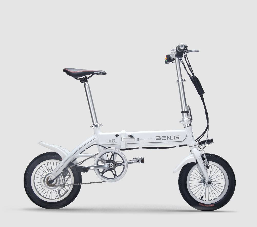 14 inch 250w e-bike for student high quality lithium battery