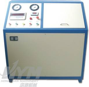 Sell Fire Extinguisher CO2 Filling Machine