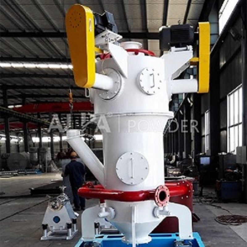 Sell: Degrading Enzyme Ultrafine Grinding System Fluidized Bed Opposed Jet Mill