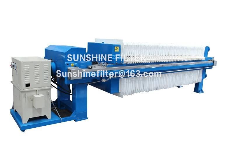 XAMZ1000-UBK filter press