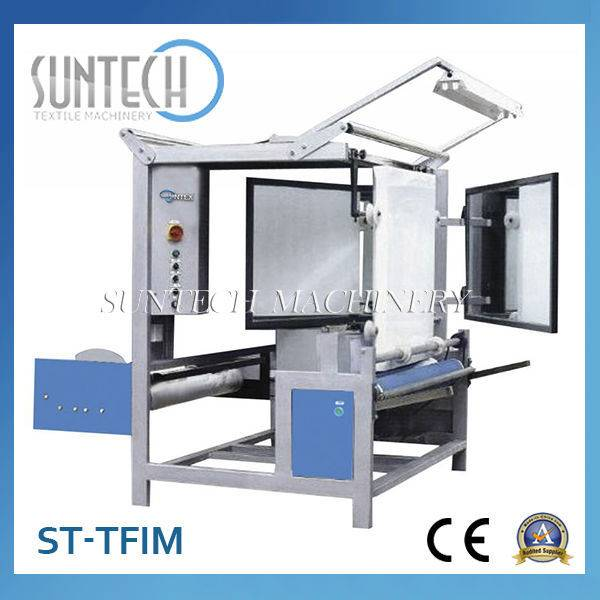Low Price Tubular Fabric Inspection Machine