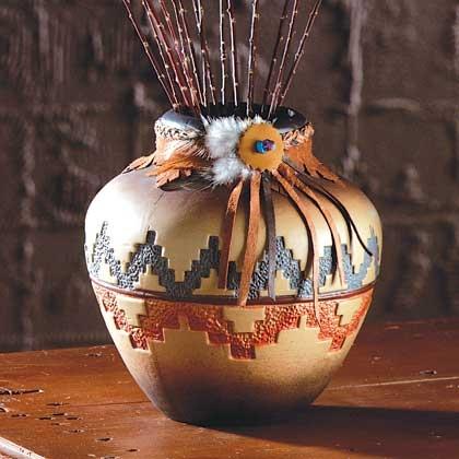 ceremics south vase