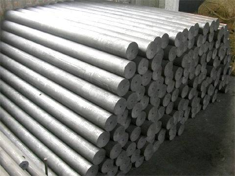 graphite rod, graphite block, with high density, high purified