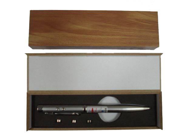Laser ball pen