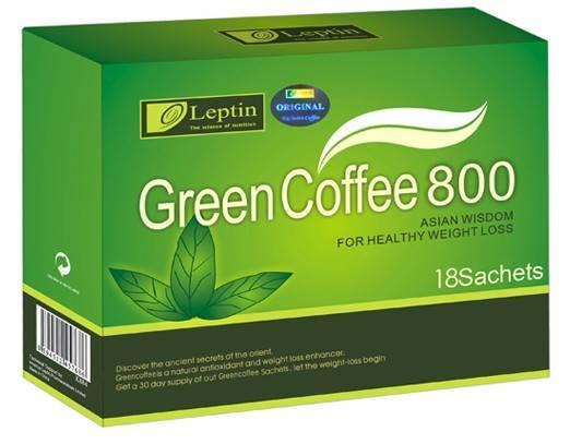 Leptin weight loss coffee