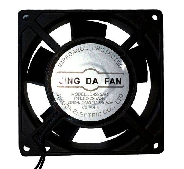 cooling fan for cabinet