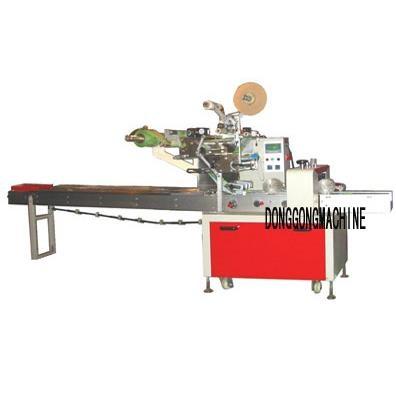DH-DB600 full-auto Wet Tissue Packing Machine