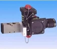 Konan Explosion-Proof Drip-Proof 5-port Solenoid Valves 453S/453D series Spool valve