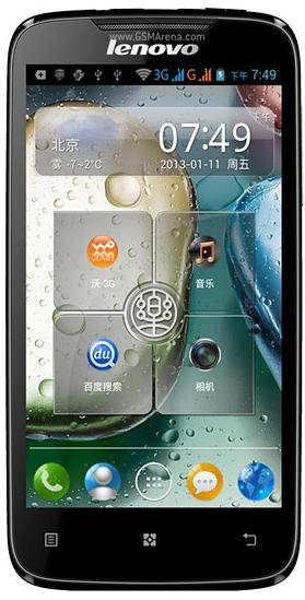 Lenovo A390 new phone