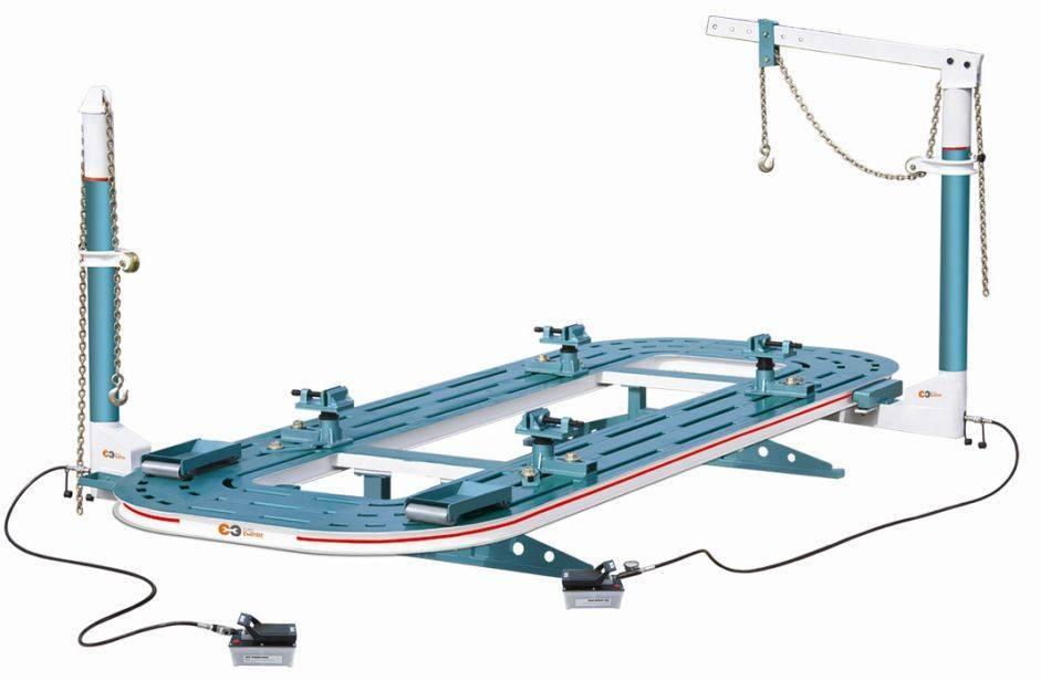 auto body frame machine&car jack/lift bench