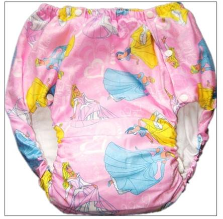 2042-083-Adult Baby Sissy Washable Diapers