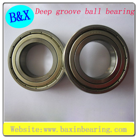 high quality deep groove ball bearing made in China