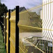 wire mesh fence with ISO China 20 years' professional factory